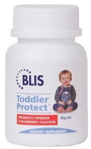 Blis Toddler Protect Probiotic Powder Vanilla (45g) - Purely Natural NZ