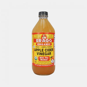 Bragg - Raw Apple Cider Vinegar 473ml - Purely Natural NZ