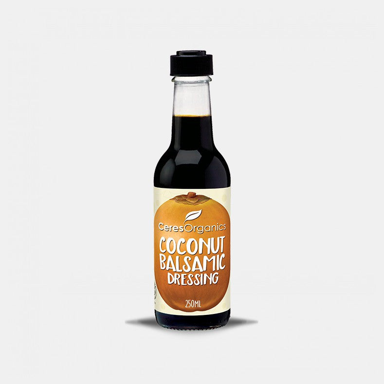 Ceres -  Organic Coconut Balsamic Dressing - Purely Natural NZ