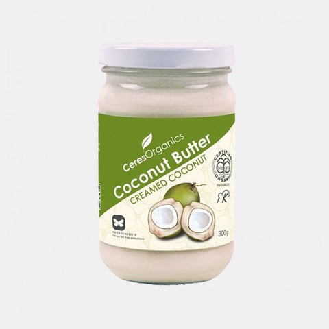 Ceres Organic Coconut Butter - Purely Natural NZ