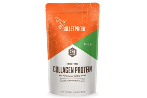 Bulletproof - Collagen Protein 1 454g (16oz) Bag - Purely Natural NZ