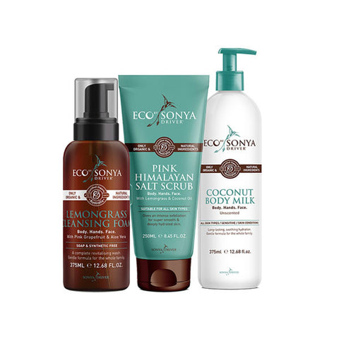 Eco Body Pack by Eco Sonya – Purely Natural NZ