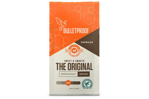 Bulletproof Coffee – Ground  340g (12oz) Bag - Purely Natural NZ
