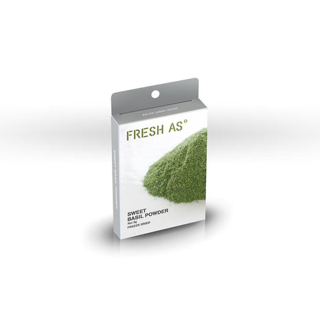 Fresh As Sweet Basil Powder 8G - Purely Natural NZ
