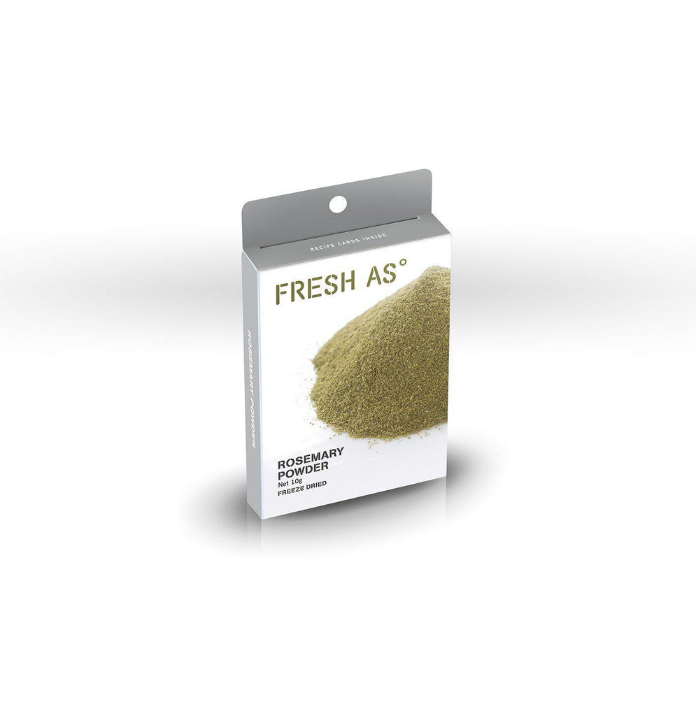 Fresh As Rosemary Powder 10G - Purely Natural NZ