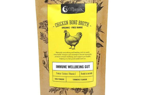 Nutra Organics - Chicken Bone Broth - Purely Natural NZ