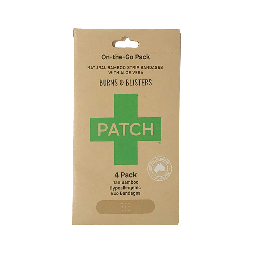 Patch Kids Aloe Vera Bamboo Plasters 4 pack