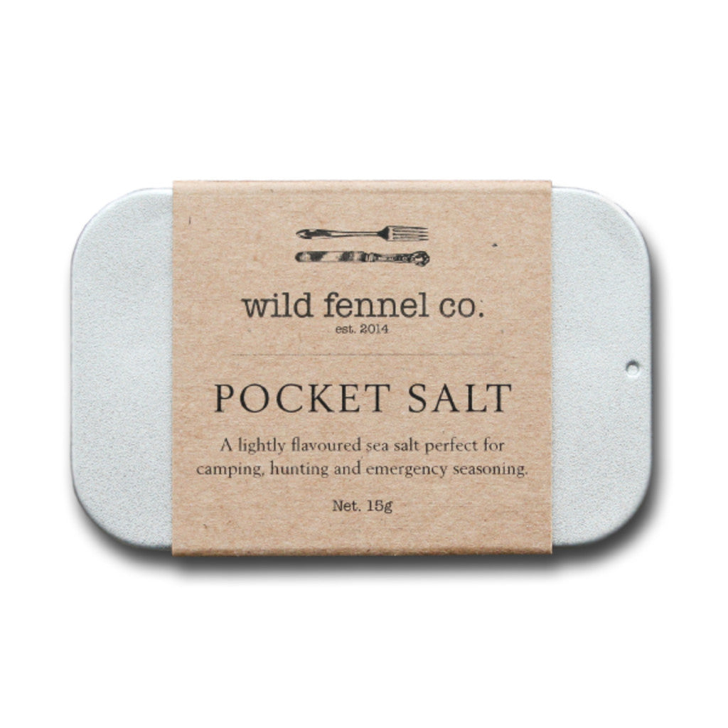 Wild Fennel - Pocket Salt