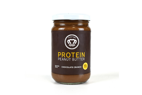 RC Butters Protein Peanut Butter Chocolate Crunch - 300g - Purely Natural NZ