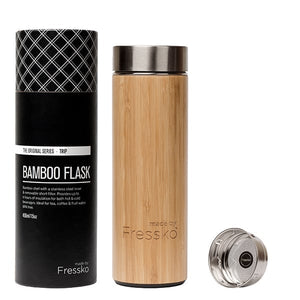 Fressko Bamboo Flask - Purely Natural NZ