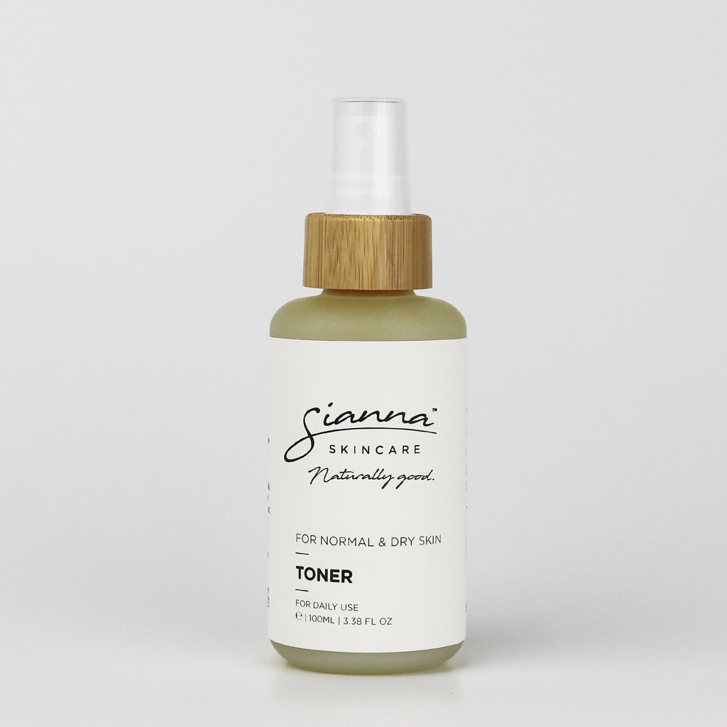 Sianna Skincare - Toner for Normal/Dry Skin (V) - Purely Natural NZ