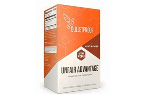 Bulletproof - Unfair Advantage Peak Performance - Purely Natural NZ