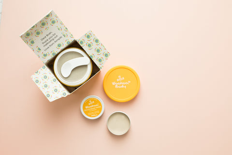 Woohoo All Natural - Deodorant Paste (Mellow- Sensitive Skin)