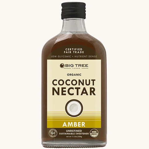 Coconut Nectar - Amber (326g) - Purely Natural NZ