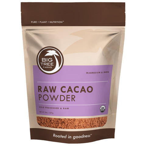 Big Tree Farms -  Organic Raw Cacao Powder
