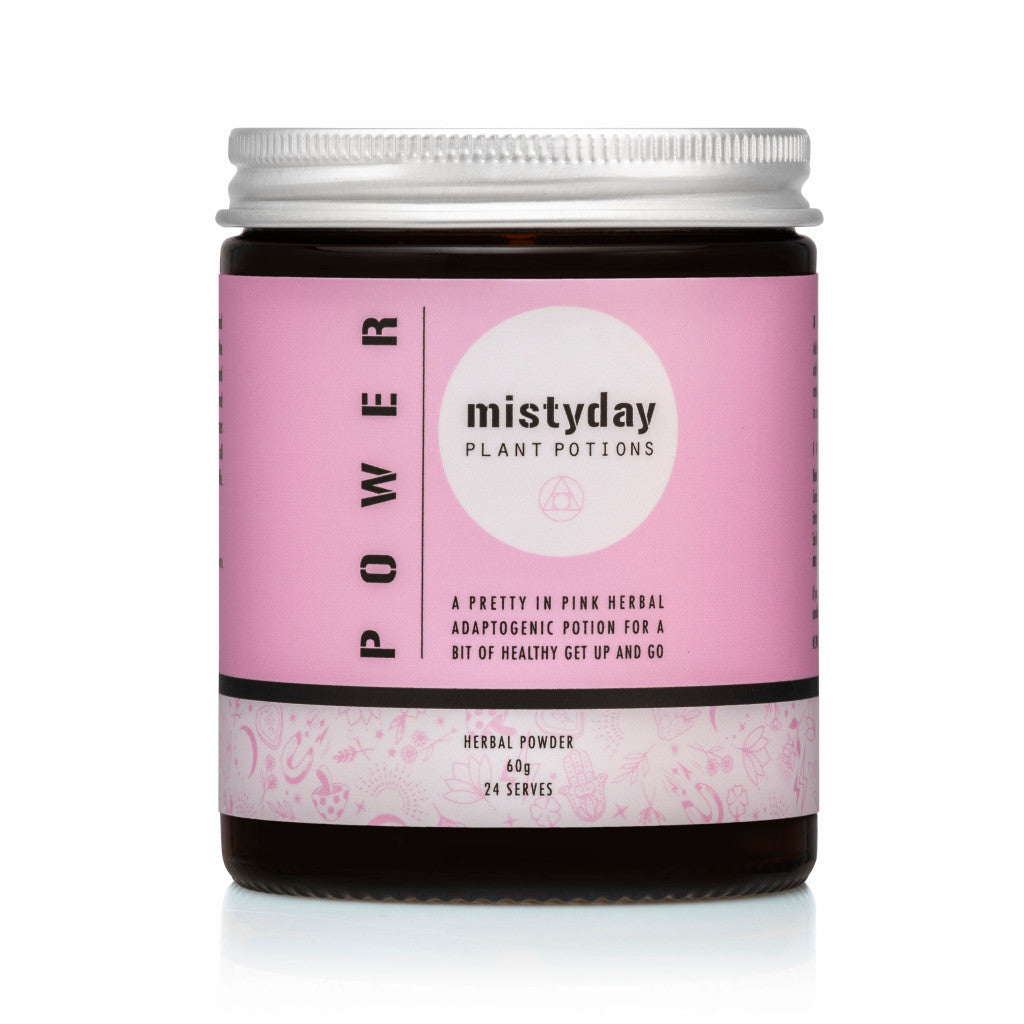 Misty Day Plant Potions - Power (Moxie) Brew 25g & 60g