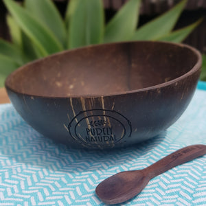 Purely Natural NZ - Coconut Bowl  Original