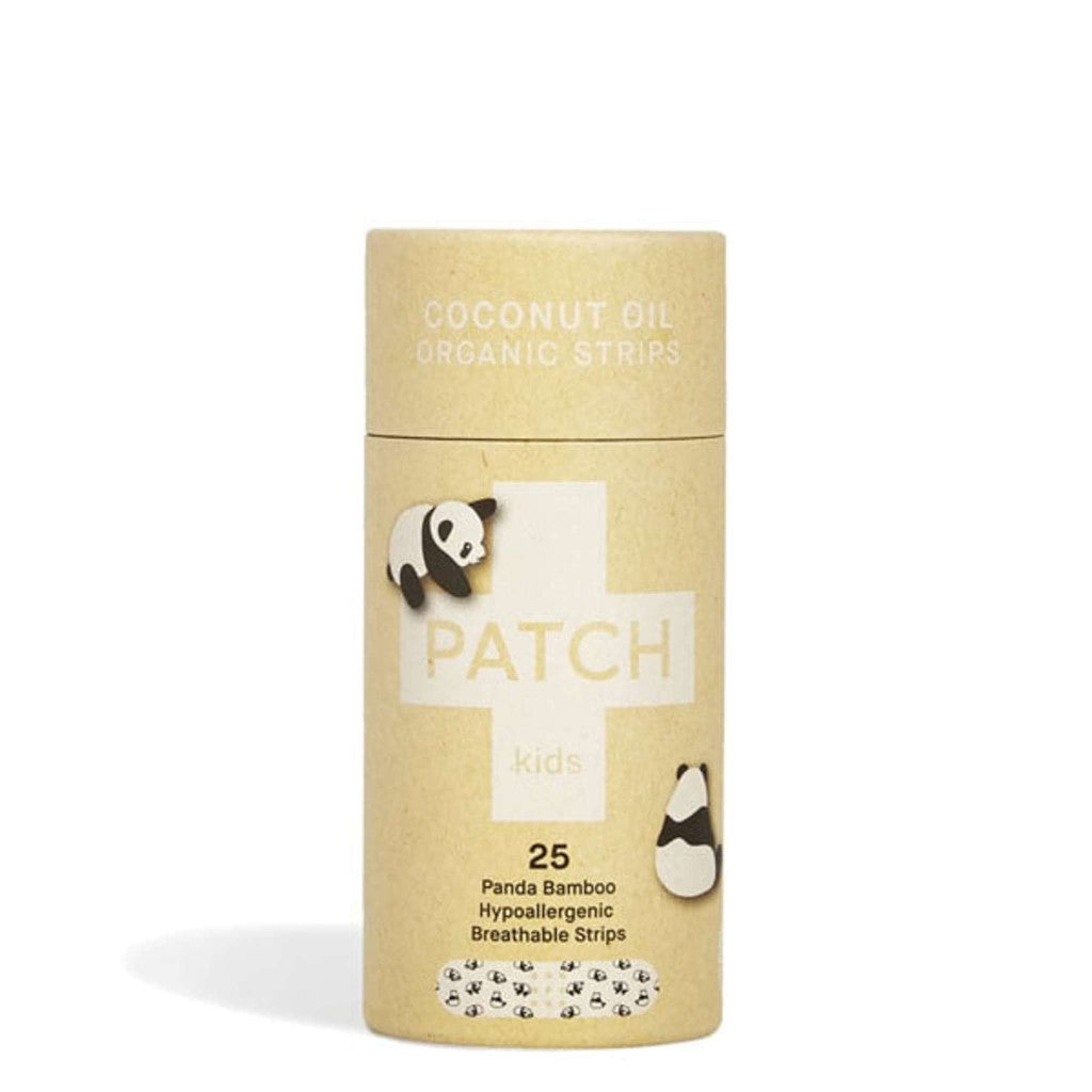 Patch Kids Coconut Oil Bamboo Plasters 25 pack