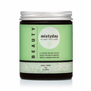 Misty Day Plant Potions -Beauty Brew 25g & 60g