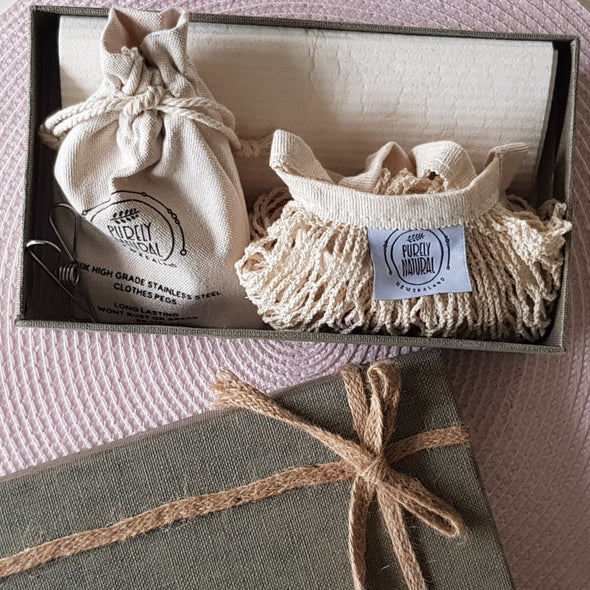 Mothers Day Eco House Gift Box - Starter