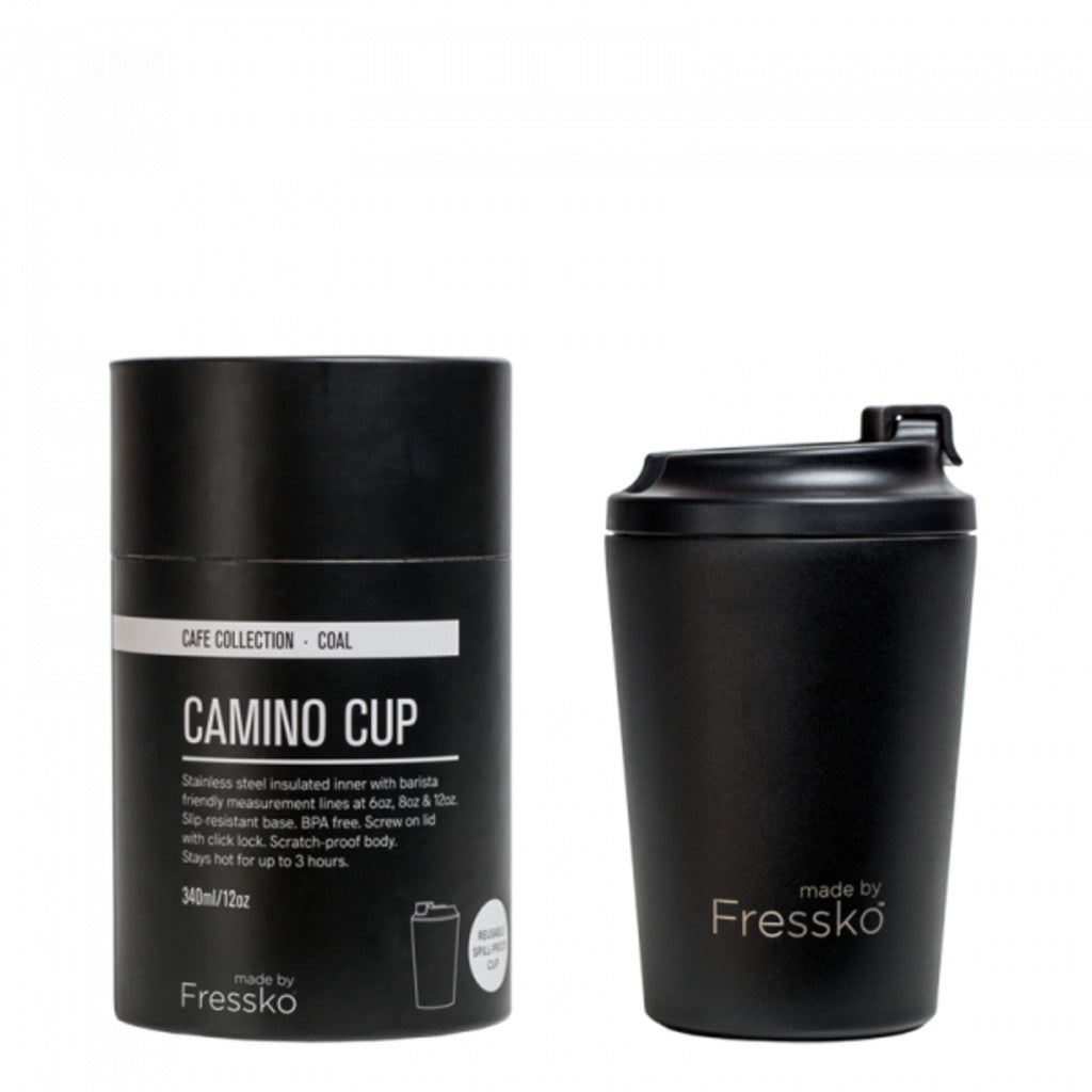 Freesko Reusable Coffee Cup - Purely Natural NZ