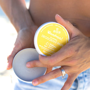 Woohoo! Natural Deodorant - Mellow Sensitive Skin 40g