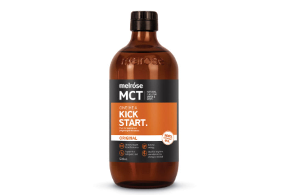 Melrose MCT Oil | Original  | Give me a Kickstart (500ml)