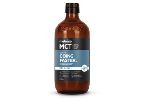 Melrose MCT Oil | Pro Rapid  | Get Me Going Faster (500ml)