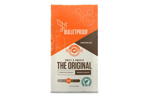 Bulletproof® Coffee – Whole Bean 340g (12oz) Bag - Purely Natural NZ