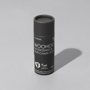 Woohoo! Natural Deodorant & Anti-Chafe Stick Tux 60g