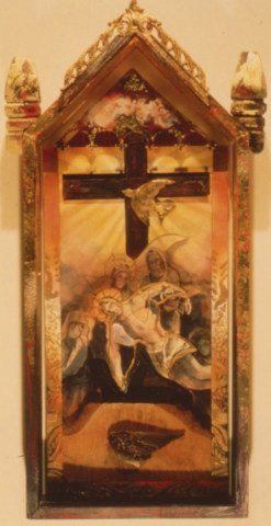 13th Station : Jesus Descends the Cross