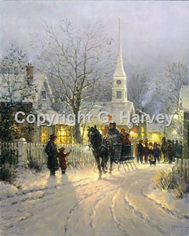 The Village Carolers