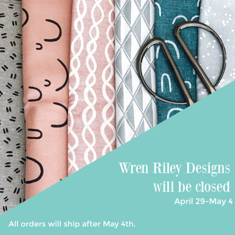 Closed April 29-May 4