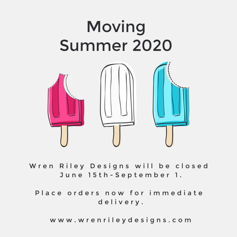 Moving Summer 2020
