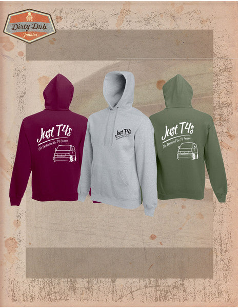 Just T4s Hooded Sweatshirt