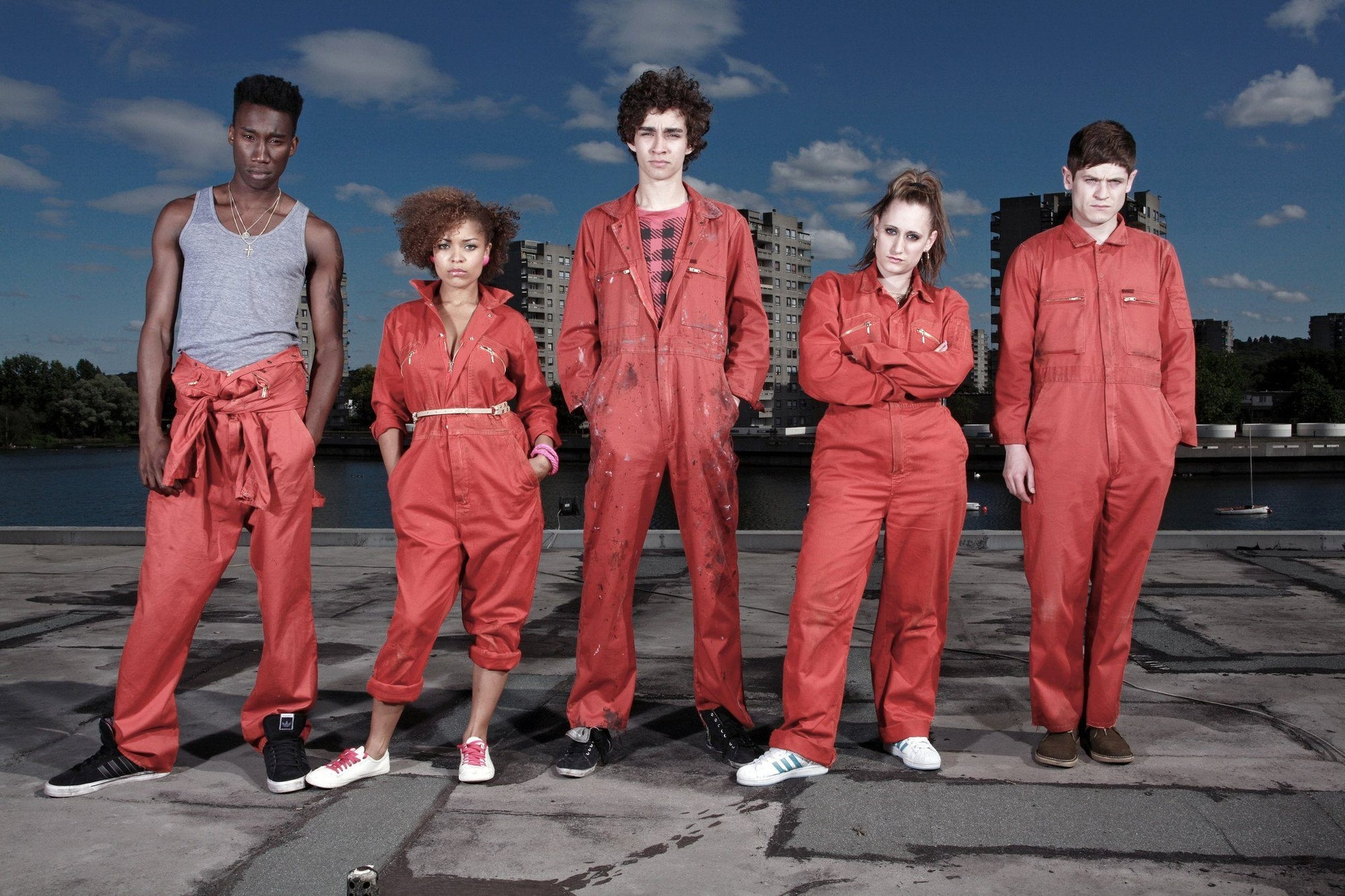 British teen drama Misfits is getting a reboot from The O.C. creator