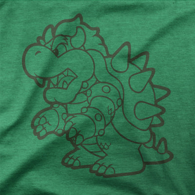 True King of the 7 Kingdoms-T-Shirts-Shirtasaurus-Shirtasaurus