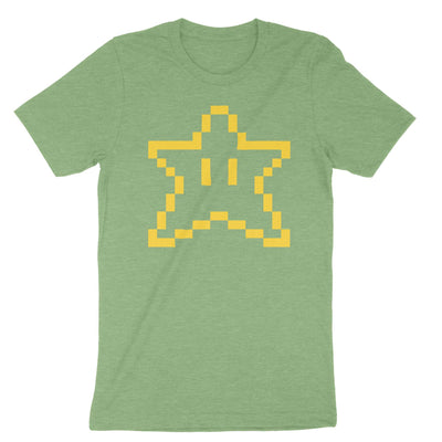 Invincible Classic Shirt-T-Shirts-Shirtasaurus-Premium-XS-Heather Green-Shirtasaurus
