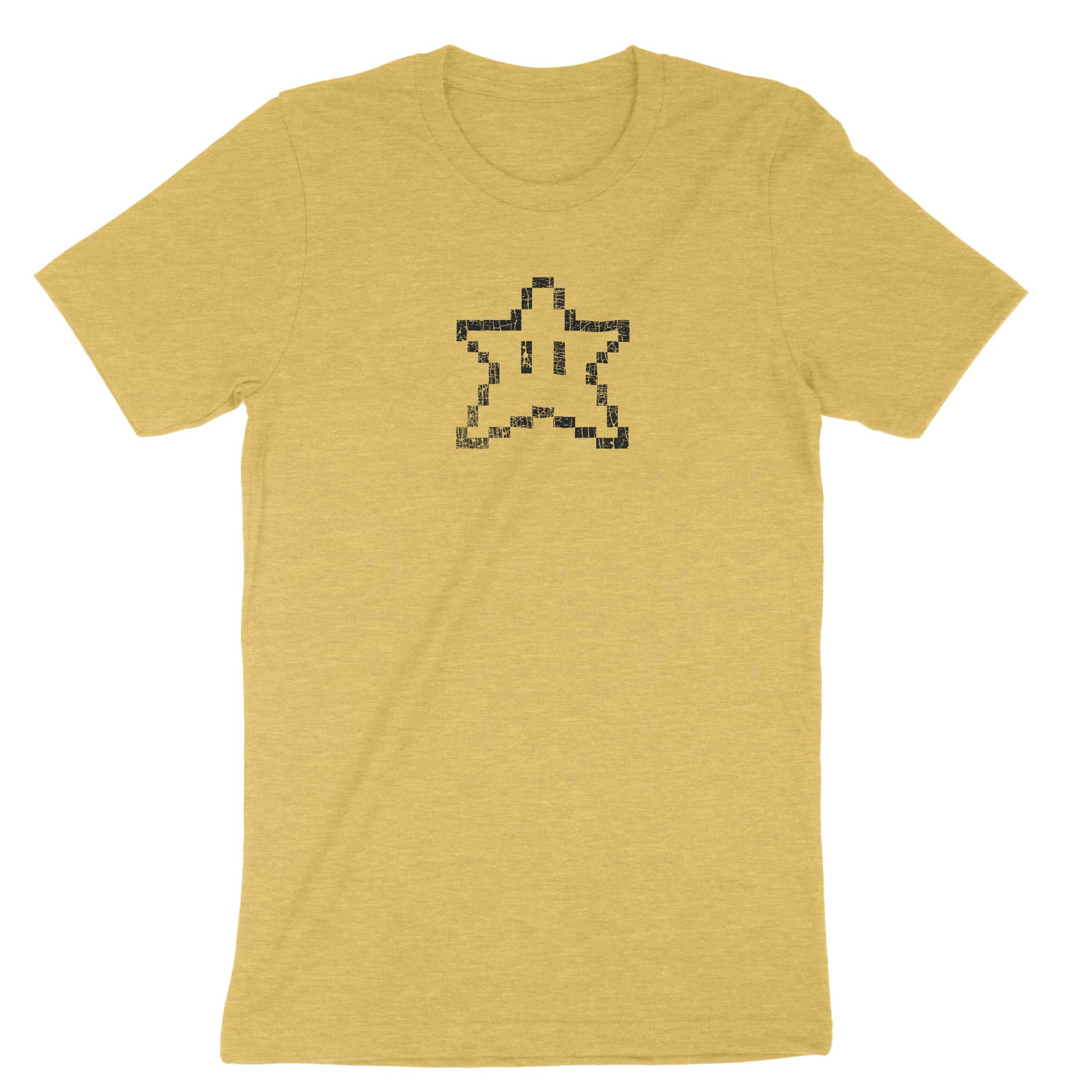 Invincible Vintage Shirt-T-Shirts-Shirtasaurus-Premium-XS-Heather Yellow Gold-Shirtasaurus