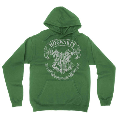 School Of Magic Hoodie-Hoodies-Shirtasaurus-S-Green-Shirtasaurus