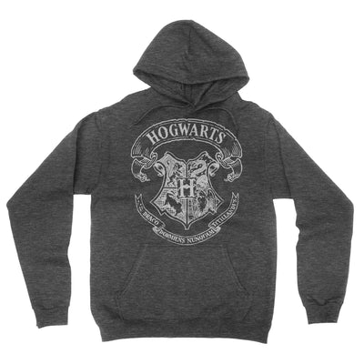 School Of Magic Hoodie-Hoodies-Shirtasaurus-S-Heather Black-Shirtasaurus