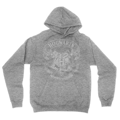 School Of Magic Hoodie-Hoodies-Shirtasaurus-S-Heather Gray-Shirtasaurus