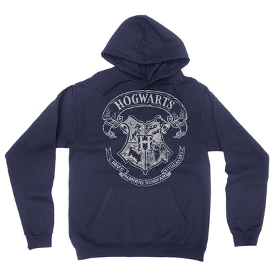 School Of Magic Hoodie-Hoodies-Shirtasaurus-S-Navy-Shirtasaurus