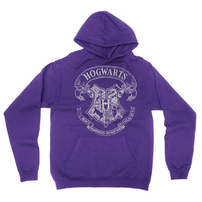 School Of Magic Hoodie-Hoodies-Shirtasaurus-S-Purple-Shirtasaurus