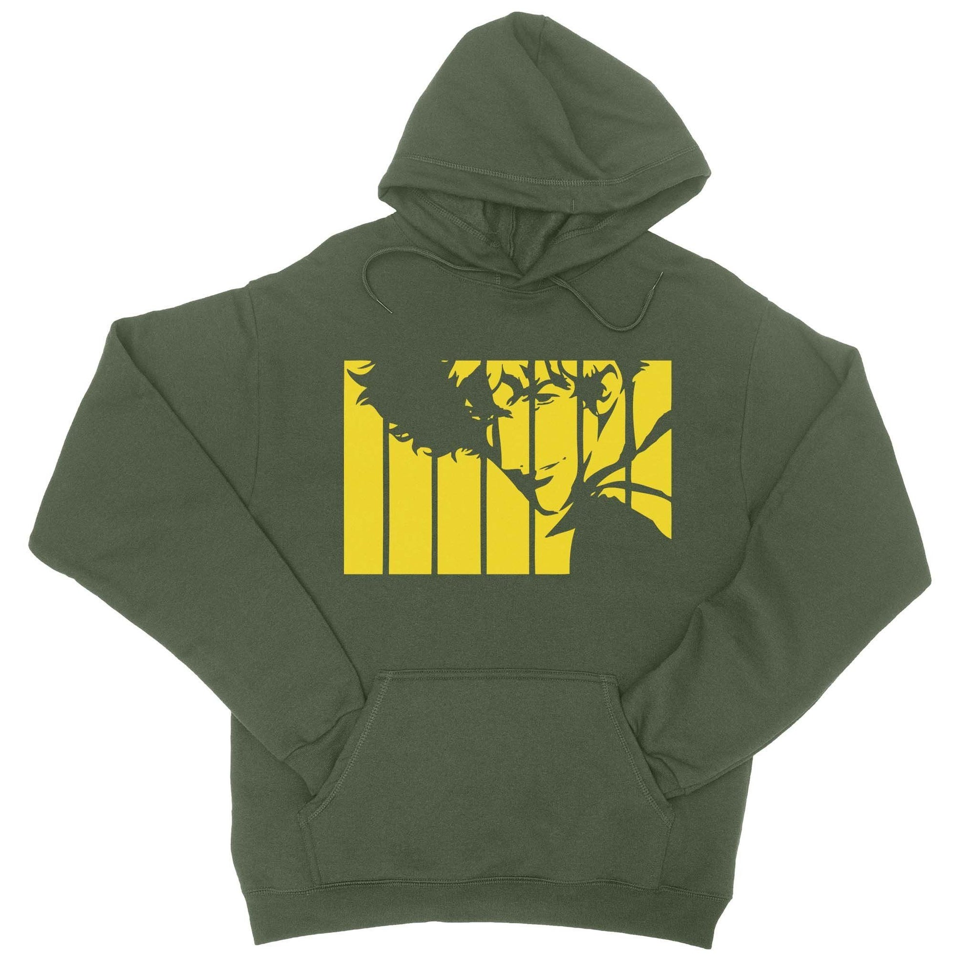Space Cowboy Hoodie-Hoodies-Shirtasaurus-S-Military Green-Shirtasaurus