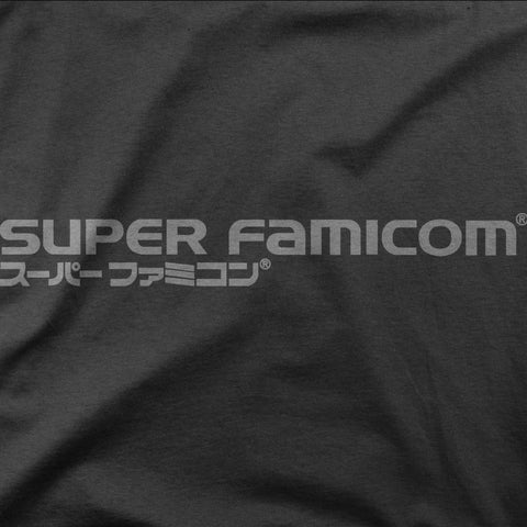 Super Famicom Crewneck Sweatshirt-Shirtasaurus