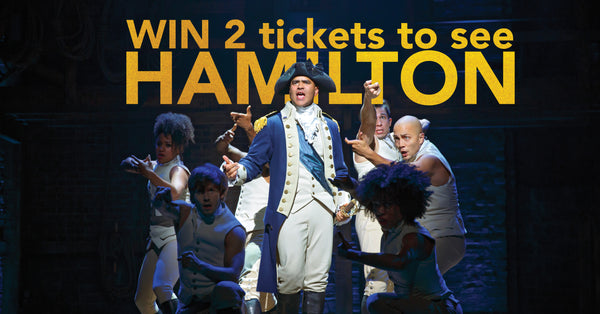 Win Hamilton Tickets