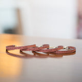 Adjustable Brown Leather Assorted Bracelets