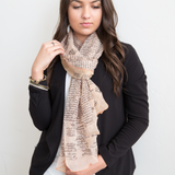 Declaration of Independence Chiffon Scarf