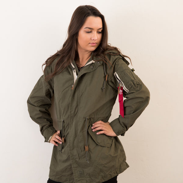 Ladies Diplomat Fishtail Parka